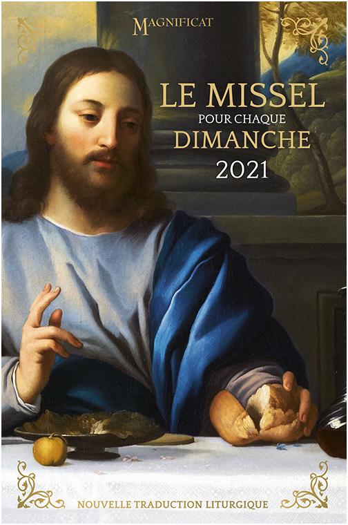 Missel pour les dimanche 2021